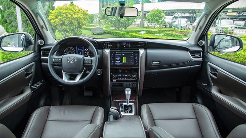 Toyota Fortuner TRD 2019 có giá bán 1,199 tỷ đồng tại Việt Nam - Ảnh 3