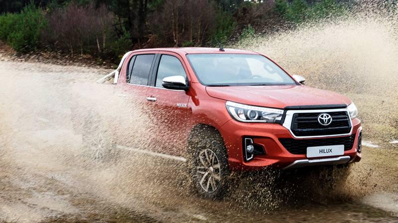 Nửa đầu năm 2018, doanh số xe lắp ráp của Toyota tăng trưởng tốt - Hình 2