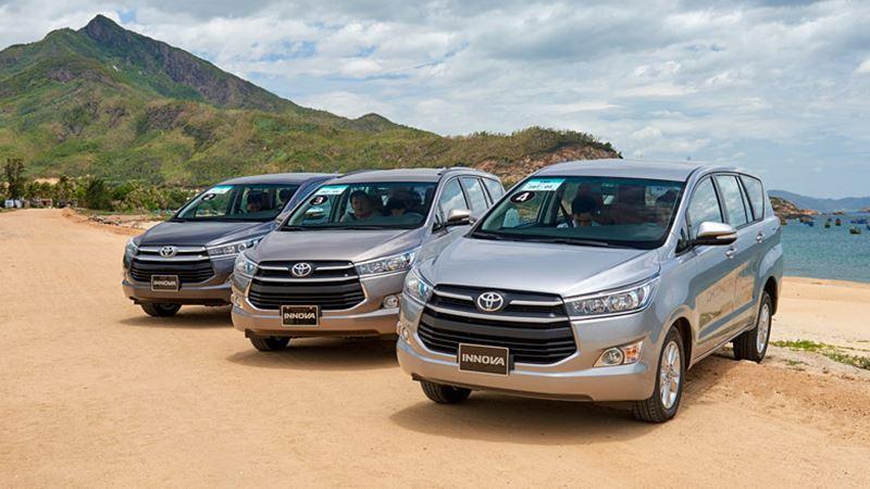 Bảng giá xe Toyota Việt Nam năm 2018 - giảm giá mạnh nhiều dòng xe - Ảnh 2