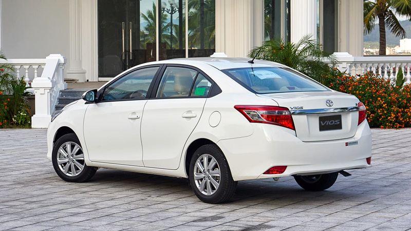 So sánh xe Toyota Vios 2018 và Hyundai Accent 2018 - Ảnh 5