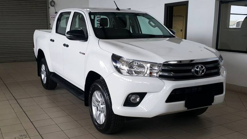 Chi tiết Toyota Hilux