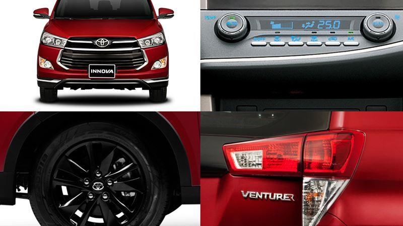 Chi tiết Toyota Innova Venturer 2018 có giá bán 855 triệu đồng - Ảnh 3