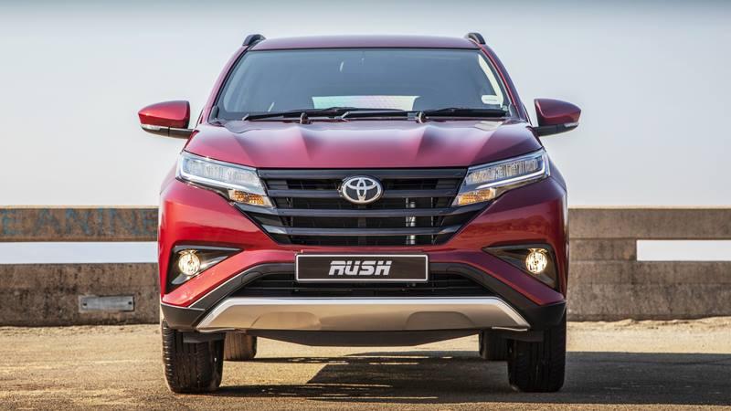 Thông số kỹ thuật và trang bị xe Toyota Rush 2018 tại Việt Nam - Ảnh 2