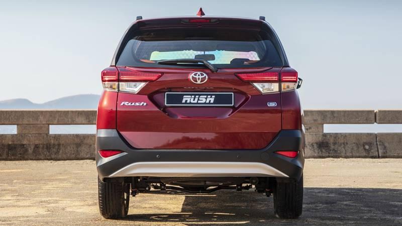 Thông số kỹ thuật và trang bị xe Toyota Rush 2018 tại Việt Nam - Ảnh 3