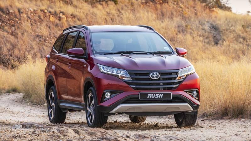 Bảng giá xe Toyota 2021 - Ảnh 8