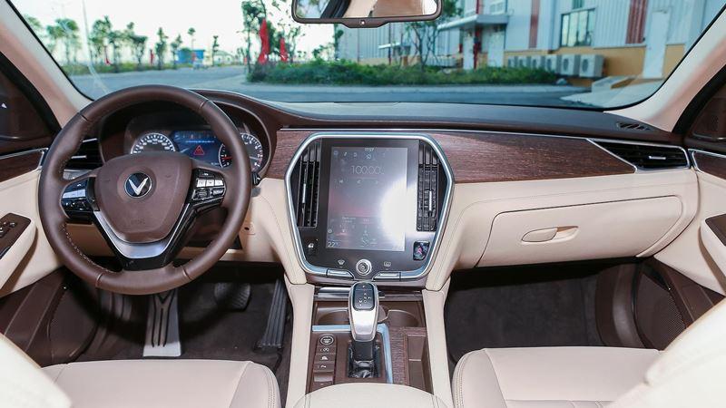 Chi tiết xe sedan VinFast LUX A2.0 phiên bản tiêu chuẩn - Ảnh 5