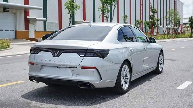 Số tiền trả góp hàng tháng khi vay mua xe VinFast LUX A2.0 - SA2.0 - Ảnh 4