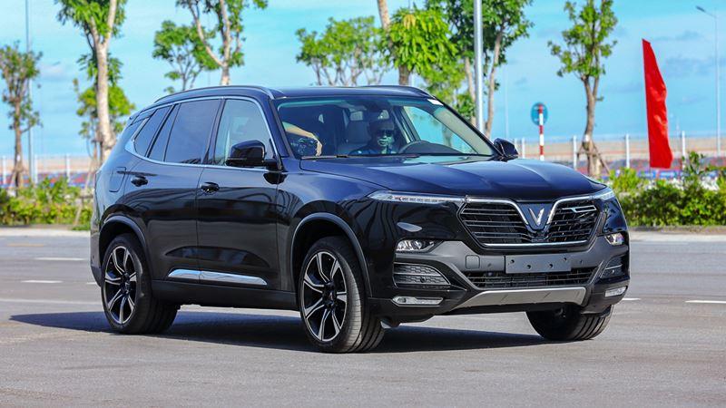 Xe 7 chỗ tầm giá 1 tỷ đồng tại Việt Nam - Ảnh 8