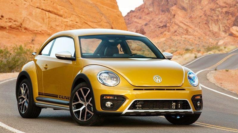 Chi tiết xe Volkswagen Beetle Dune 2018 đang bán tại Việt Nam - Ảnh 1