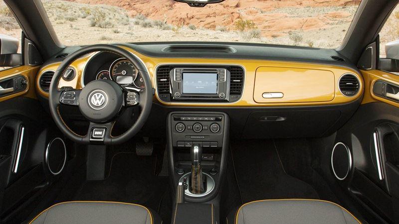 Chi tiết xe Volkswagen Beetle Dune 2018 đang bán tại Việt Nam - Ảnh 7