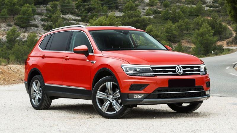 Xe SUV 7 chỗ Volkswagen Tiguan Allspace 2018 có giá 1,699 tỷ đồng - Ảnh 2