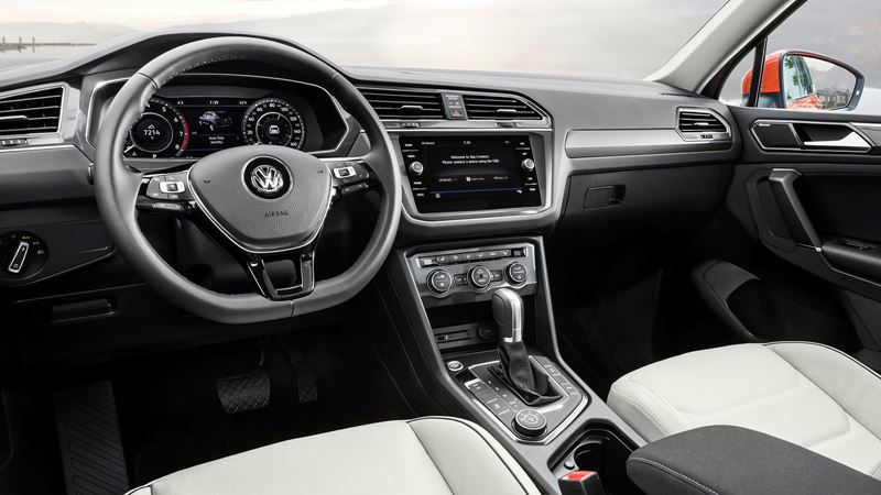 Chi tiết xe xe gầm cao 7 chỗ Volkswagen Tiguan Allspace 2018 tại Việt Nam - Ảnh 5