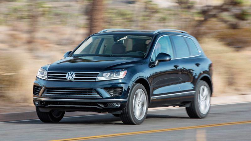 Bảng giá xe Đức Volkswagen 2019 mới nhất tại Việt Nam - Ảnh 7