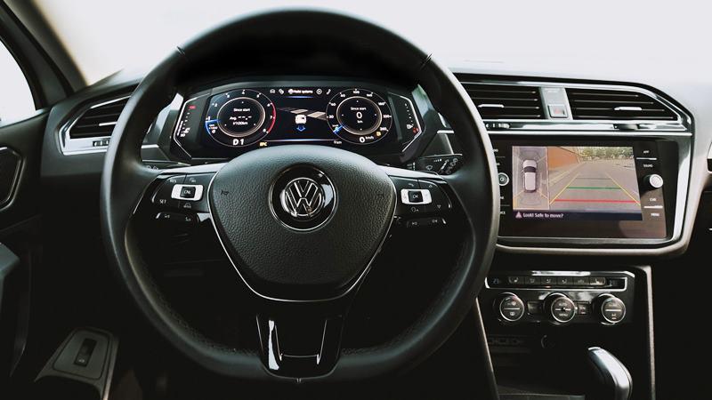 Bản cao cấp Volkswagen Tiguan Allspace Luxury 2019 giá bán 1,85 tỷ đồng - Ảnh 4