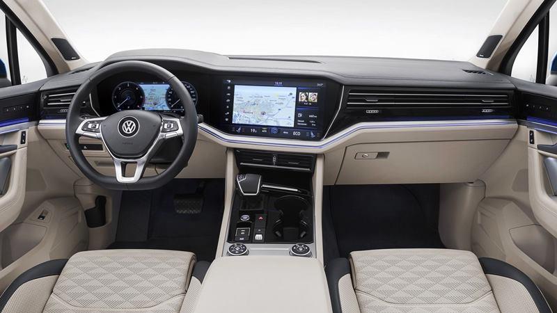 Giá bán xe Volkswagen Touareg 2020 tại Việt Nam từ 3,1 tỷ đồng - Ảnh 3