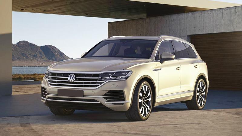 Giá bán xe Volkswagen Touareg 2020 tại Việt Nam từ 3,1 tỷ đồng - Ảnh 1