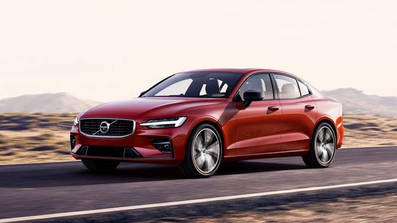 Volvo S60 mới bắt đầu được sản xuất - Hình 1