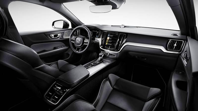Volvo S60 2019 hoàn toàn mới - đối thủ Audi A4, Mercedes C-Class - Ảnh 5