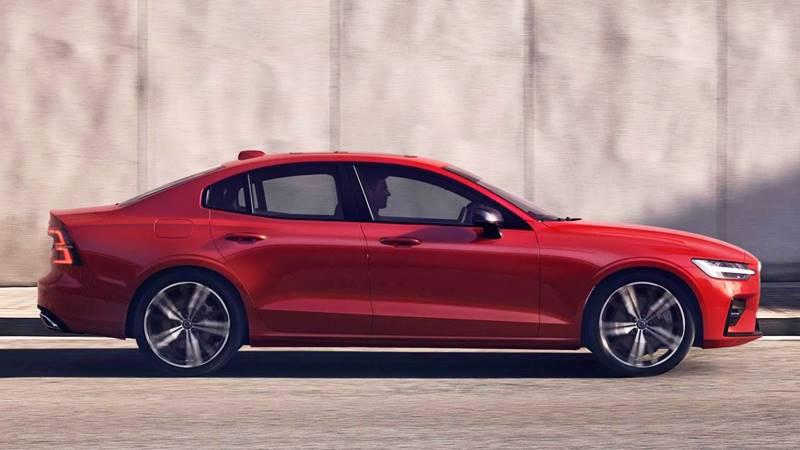 Volvo S60 2019 hoàn toàn mới - đối thủ Audi A4, Mercedes C-Class - Ảnh 7