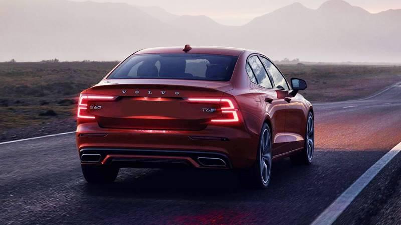Volvo S60 2019 hoàn toàn mới - đối thủ Audi A4, Mercedes C-Class - Ảnh 4