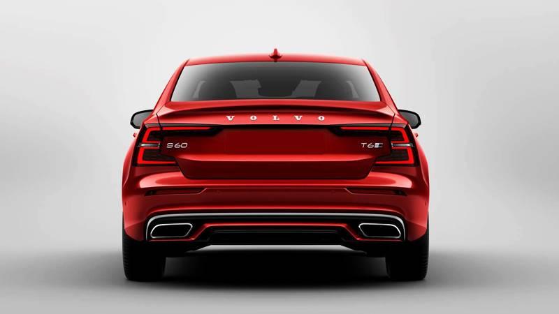Volvo S60 2019 hoàn toàn mới - đối thủ Audi A4, Mercedes C-Class - Ảnh 3