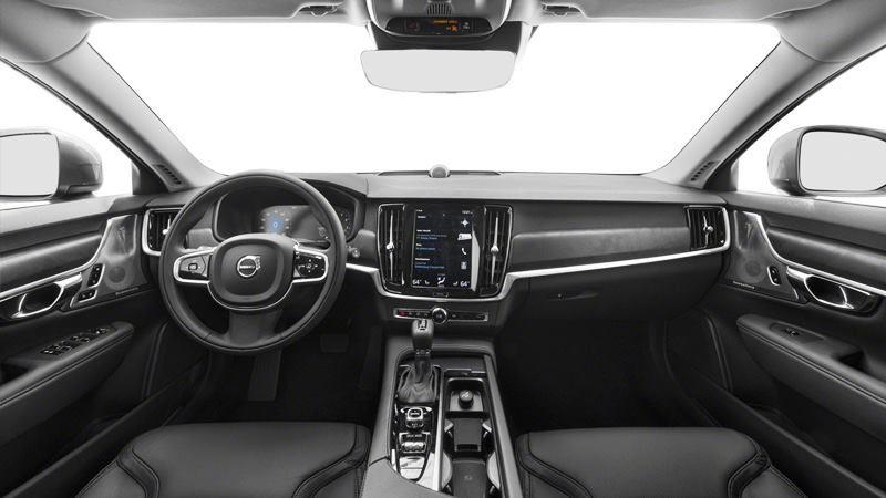 Điểm nổi bật của Volvo V90 Cross Country giá 2,89 tỷ