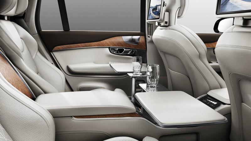 Giá xe Volvo XC90 Excellence tại Việt Nam từ 6,490 tỷ đồng - Ảnh 7