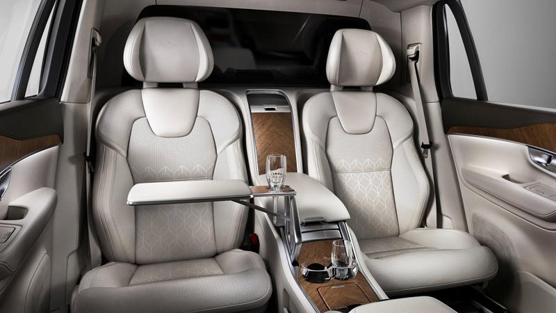 Giá xe Volvo XC90 Excellence tại Việt Nam từ 6,490 tỷ đồng - Ảnh 6