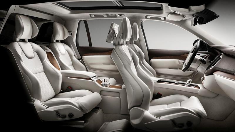 Giá xe Volvo XC90 Excellence tại Việt Nam từ 6,490 tỷ đồng - Ảnh 5