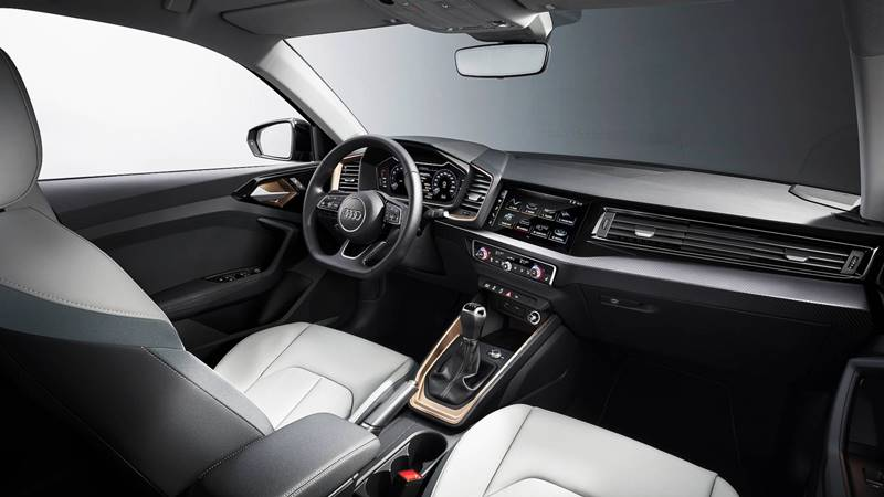 Audi A1 Sportback 2019 - Audi A1 Hatchback 5 cửa hoàn toàn mới - Ảnh 5