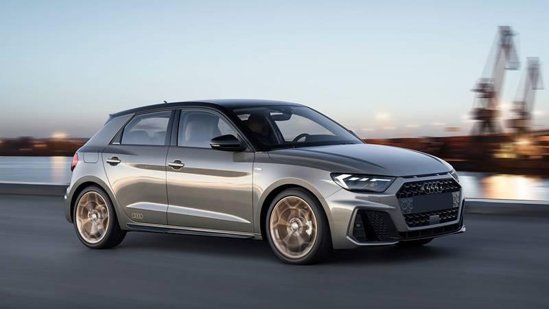 Audi A1 Sportback 2019 - Audi A1 Hatchback 5 cửa hoàn toàn mới - Ảnh 7