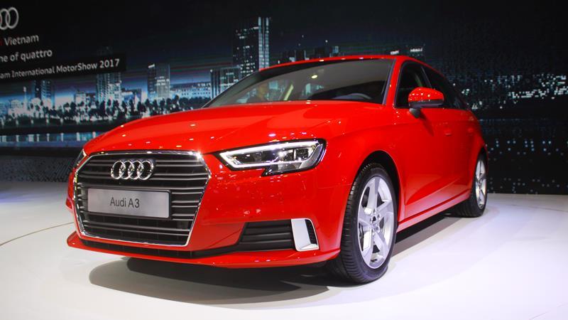 Đánh giá xe Audi A3 Sportback 2018 - Hình 1