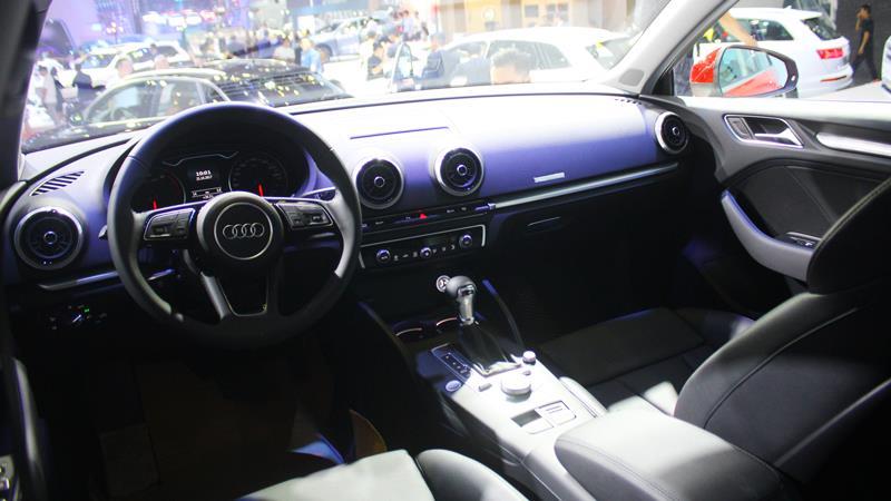 Đánh giá xe Audi A3 Sportback 2018 - Hình 2