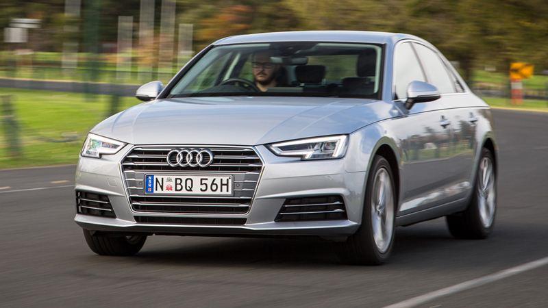 Đánh giá vận hành Audi A4 2016 - Ảnh 1