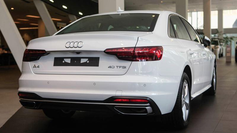 So sánh Audi A4, BMW 3-Series, Mercedes C-Class, Volvo S60 2021 - Ảnh 3