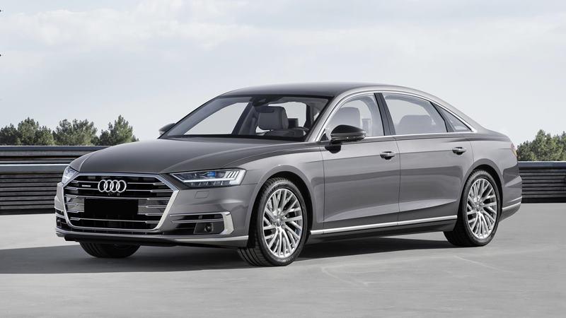 """Audi A8 L 2019 mở rộng """"lãnh thổ"""" sang thị trường Đông Nam Á - Hình 1"""