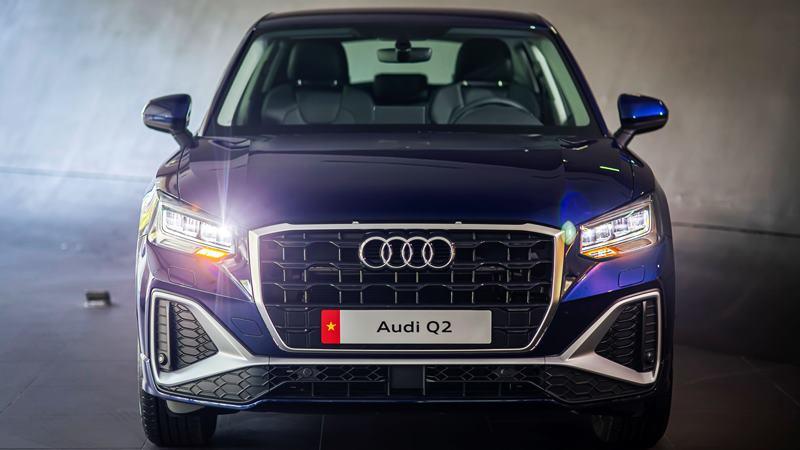 Audi Q2 2021 mới bán tại Việt Nam - Ảnh 2