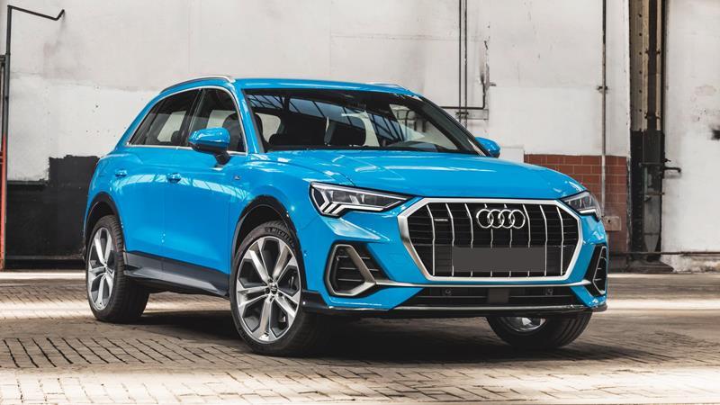 Audi Q3 2019 hoàn toàn mới - kích thước lớn hơn, nhiều công nghệ - Ảnh 2