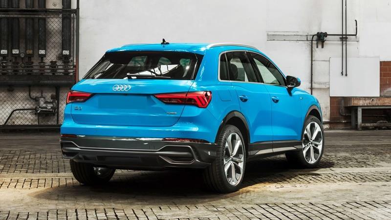 Audi Q3 2019 hoàn toàn mới - kích thước lớn hơn, nhiều công nghệ - Ảnh 3