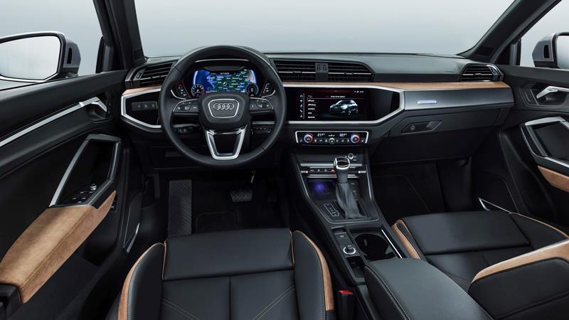 Audi Q3 2019 đã nâng cấp những gì so với phiên bản cũ? - Hình 2
