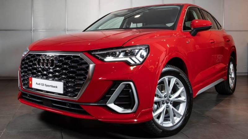 SUV thể thao Audi Q3 Sportback 2021 có giá hơn 2 tỷ tại Việt Nam - Ảnh 2