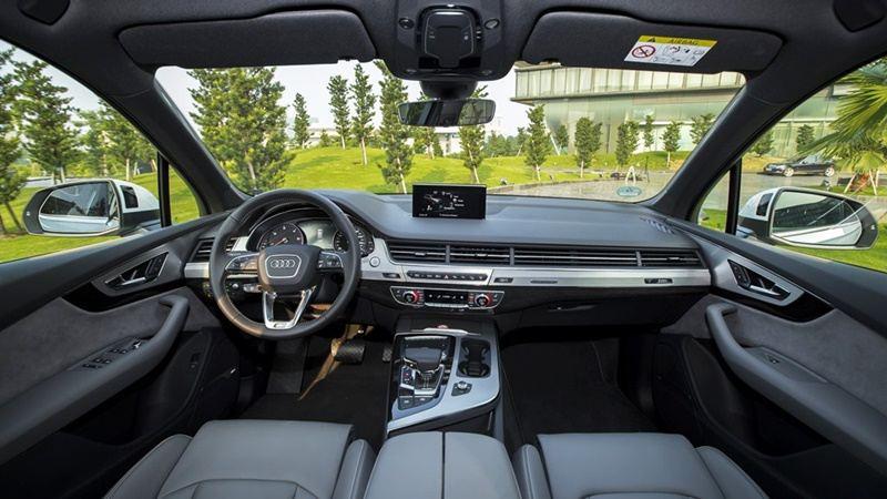 So sánh xe Audi Q7 và Infiniti QX60 2017 tại Việt Nam - Ảnh 10