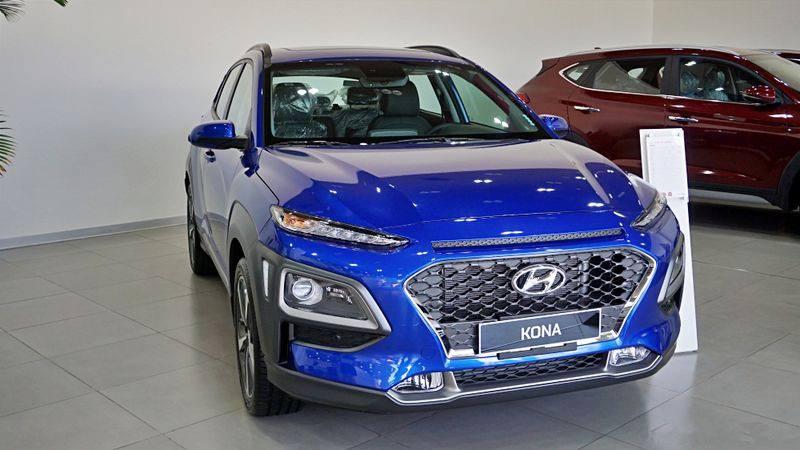 Bảng giá và trả góp tối thiểu khi mua xe Hyundai KONA tháng 10 - Ảnh 2