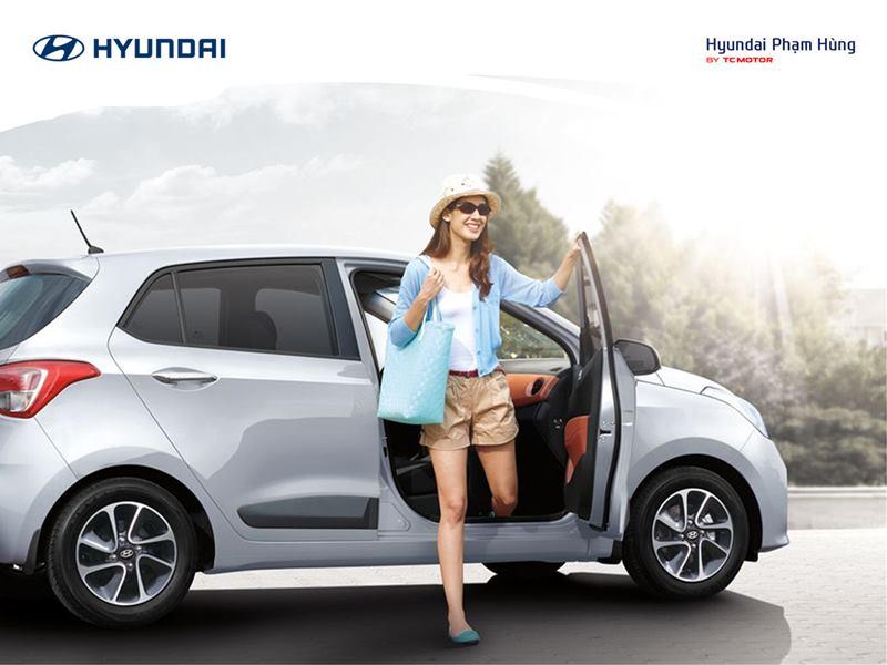 Bảng giá xe Hyundai 2020 mới nhất - Ảnh 2