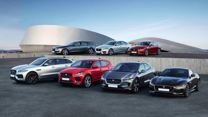 Bảng giá xe Jaguar 2021 - Ảnh 1