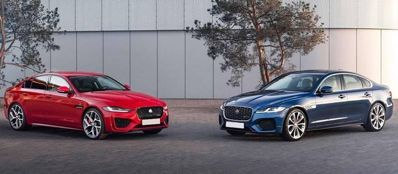Giá xe Jaguar 2021 tại Việt Nam - XE, XF, E-Pace, F-Pace, F-Type - Ảnh 1