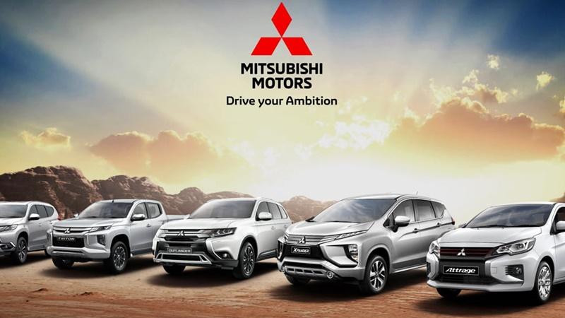 Bảng giá xe Mitsubishi 2021 - Ảnh 1