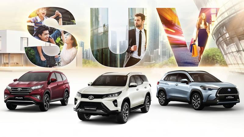 Bảng giá xe Toyota 2021 - Ảnh 1