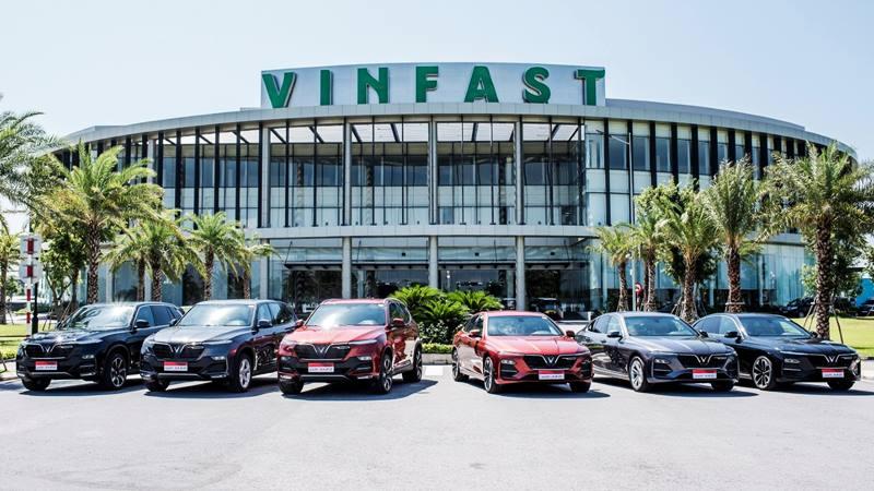 Bảng giá xe ô tô VinFast ưu đãi đầu năm 2021 - Ảnh 1