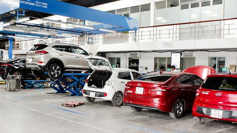 Chi phí bảo dưỡng định kỳ xe Hyundai Grand i10 tại Việt Nam - Ảnh 1